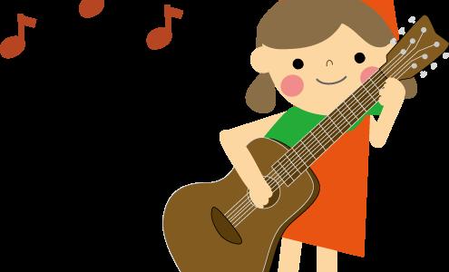初めての習い事にはギターがおすすめ!!!